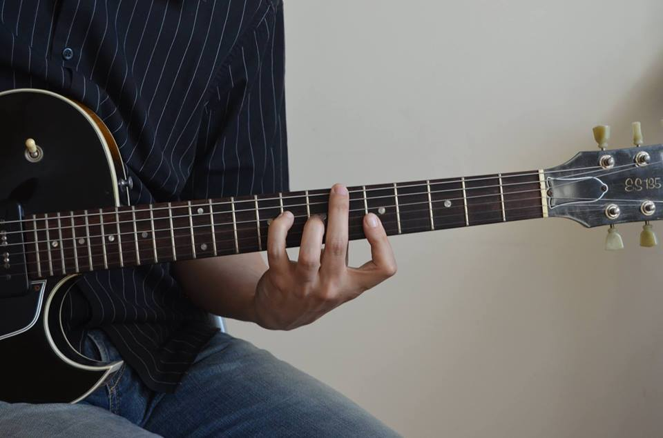 Carlos Vicent Gibson ES 135
