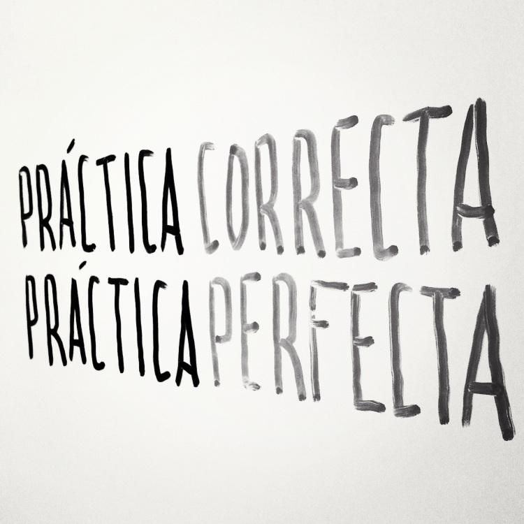 Práctica correcta práctica perfecta 3
