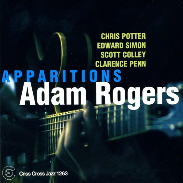 Adam Rogers Apparitions