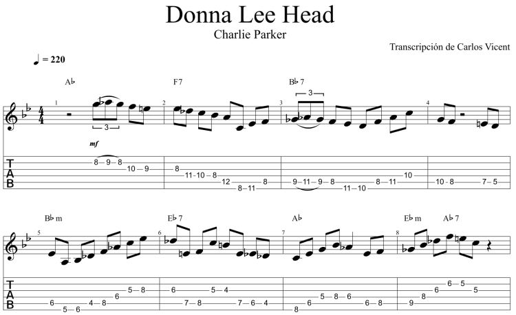 Donna Lee Head 1