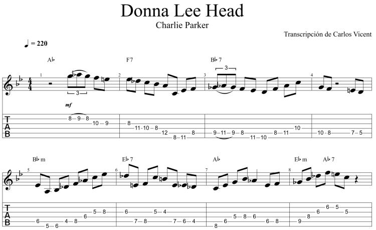 Donna Lee Head 1
