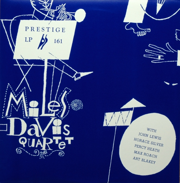 Miles Davis Quartet (PRLP 161)