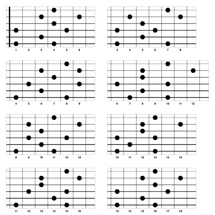Arpegios Extendidos Escala menor armónica.png