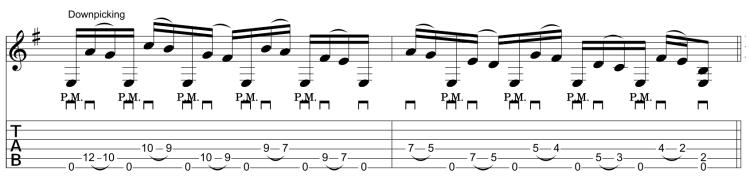 Riffs metalcore 2