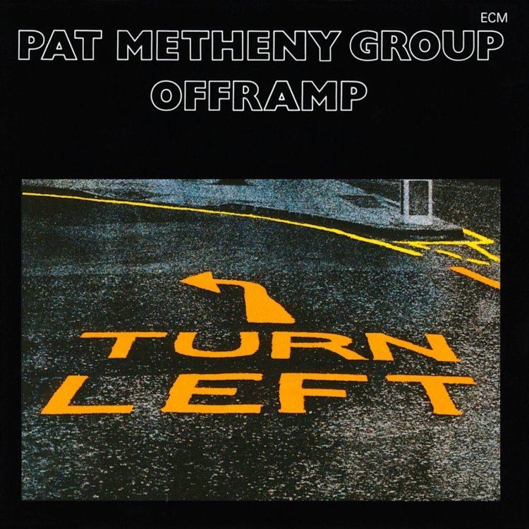 Pat Metheny Group Offramp